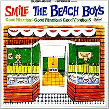 Beach boys smile cover